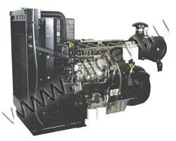Дизельный двигатель Lister Petter GWT6-2A мощностью 102 кВт