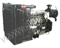 Дизельный двигатель Lister Petter GWTA6 мощностью 134 кВт