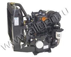 Дизельный двигатель Lister Petter LPW2 1500 мощностью 8 кВт