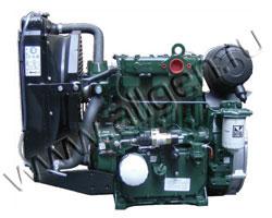 Дизельный двигатель Lister Petter LPW3 3000