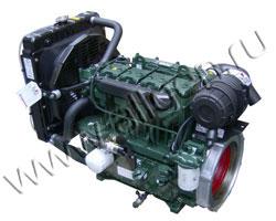 Дизельный двигатель Lister Petter LPW4 1500 мощностью 17 кВт