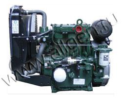 Дизельный двигатель Lister Petter LPWS3 3000