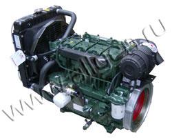 Дизельный двигатель Lister Petter LPWS4 1500 мощностью 17 кВт