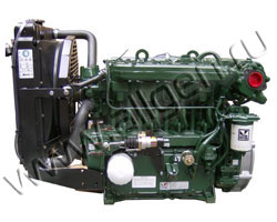 Дизельный двигатель Lister Petter LPWST4 1500 мощностью 21 кВт