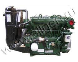 Дизельный двигатель Lister Petter LPWT4 3000 мощностью 41 кВт