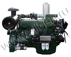 Дизельный двигатель Lister Petter OWTA6 2015-200