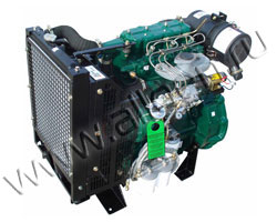 Дизельный двигатель Lister Petter SW20