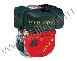 Дизельный двигатель Lombardini 15 LD 225 S