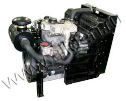 Дизельный двигатель Lovol 1003G1A мощностью 29 кВт