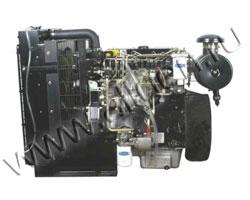 Дизельный двигатель Lovol 1004G мощностью 44 кВт