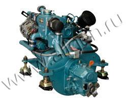 Дизельный двигатель Mitsubishi L2E мощностью 10 кВт