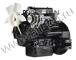 Дизельный двигатель Mitsubishi L3E-65SAG