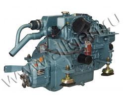 Дизельный двигатель Mitsubishi L3E мощностью 15 кВт