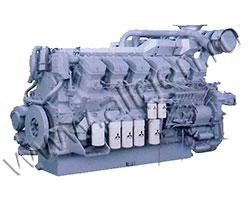 Дизельный двигатель Mitsubishi S16R-F1PTAW2