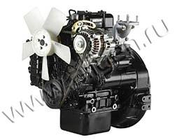 Дизельный двигатель Mitsubishi S3L2-65SAG