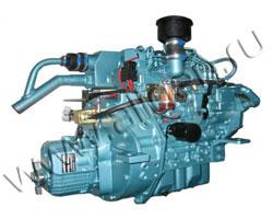 Дизельный двигатель Mitsubishi S3L2 мощностью 11 кВт