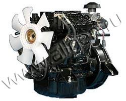 Дизельный двигатель Mitsubishi S4K-DT65SAG