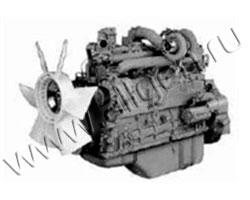 Дизельный двигатель Mitsubishi S4K мощностью 46 кВт