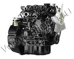 Дизельный двигатель Mitsubishi S4L2-65SAG