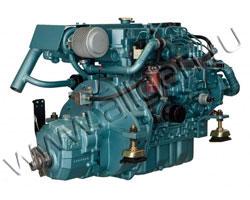Дизельный двигатель Mitsubishi S4L2-SD мощностью 18 кВт