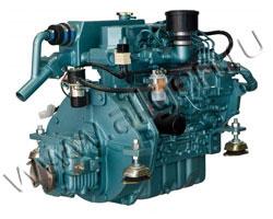 Дизельный двигатель Mitsubishi S4L2 мощностью 17 кВт