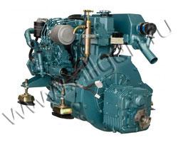 Дизельный двигатель Mitsubishi S4Q2 мощностью 22 кВт