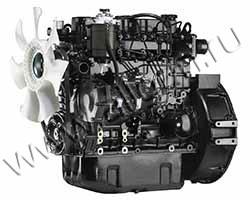 Дизельный двигатель Mitsubishi S4S-DT61SD мощностью 40.5 кВт