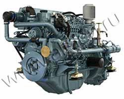 Дизельный двигатель Mitsubishi S6K-DT65SAG