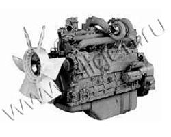 Дизельный двигатель Mitsubishi S6K-T