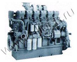 Дизельный двигатель Mitsubishi S6R-PTA мощностью 570 кВт