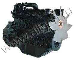Дизельный двигатель Mitsubishi S6SDT65SG мощностью 60 кВт