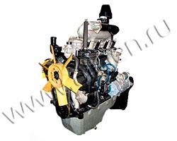 Дизельный двигатель ММЗ Д-243 мощностью 60 кВт