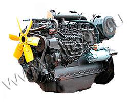 Дизельный двигатель ММЗ Д-260.4