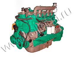 Дизельный двигатель ММЗ Д-260.7С