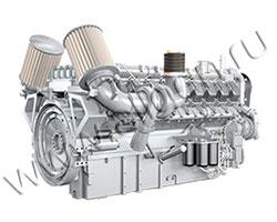 Дизельный двигатель MTU 18V2000G65E мощностью 1100 кВт