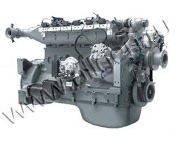 Дизельный двигатель Navistar 6.12TCA S12-III мощностью 126 кВт