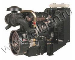 Дизельный двигатель Perkins 1104A-44G