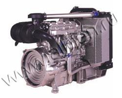 Дизельный двигатель Perkins 1104C-44TAG2 мощностью 98 кВт