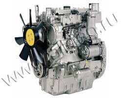 Дизельный двигатель Perkins 1104C-44TG3 мощностью 59 кВт
