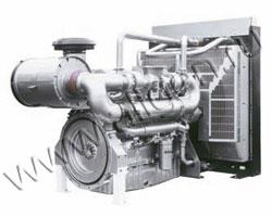 Дизельный двигатель Perkins 2806A-E18TTAG4 мощностью 666 кВт