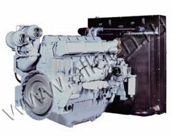 Дизельный двигатель Perkins 4006-23TАG3A