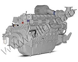 Дизельный двигатель Perkins 4008-30TAG1