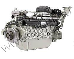 Дизельный двигатель Perkins 4008-30TAG2