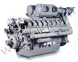 Дизельный двигатель Perkins 4008-30TAG3A