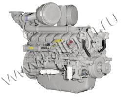 Дизельный двигатель Perkins 4012-46TAG0A мощностью 1158 кВт