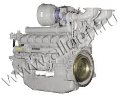 Дизельный двигатель Perkins 4012-46TAG1A