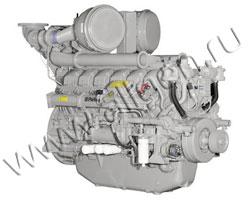 Дизельный двигатель Perkins 4012-46TAG3A мощностью 1583 кВт
