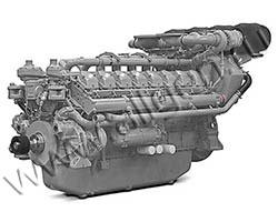 Дизельный двигатель Perkins 4016-61TAG1A