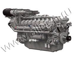 Дизельный двигатель Perkins 4016-61TRG1