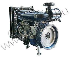 Дизельный двигатель Quanchai QC4102D